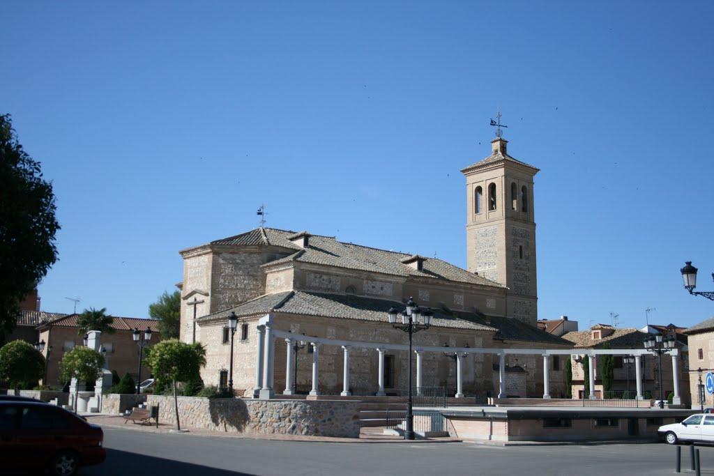 Iglesia Santa Marina (Magan)