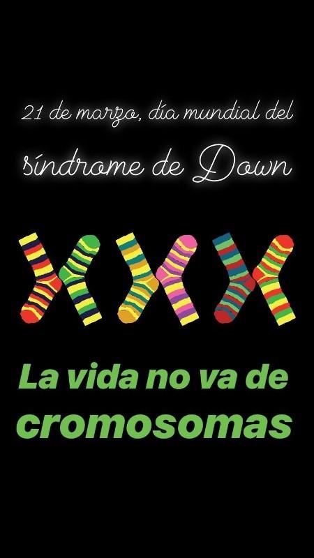 Dia Mundial Sindrome Down