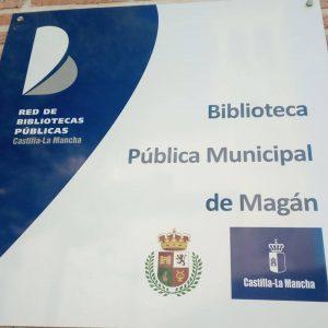 Biblioteca Municipal de Magan