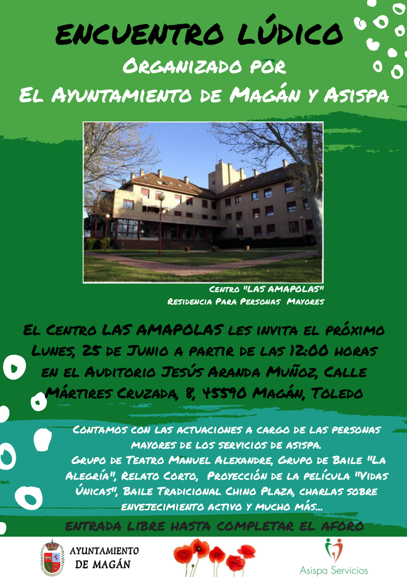 CARTEL JORNADAS MAGAN
