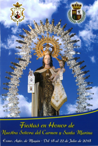 Fiestas Señora del Carmen y Santa Marina