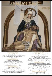 Cartel de Semana Santa